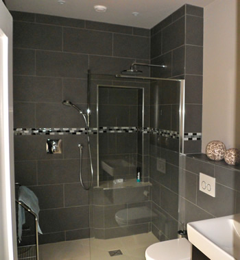 Example of Bathroom Tiling
